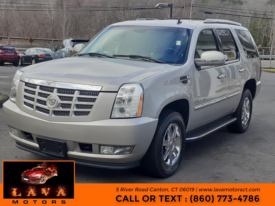 Used Cadillac Escalade AWD 4dr 2008 | Lava Motors. Canton, Connecticut