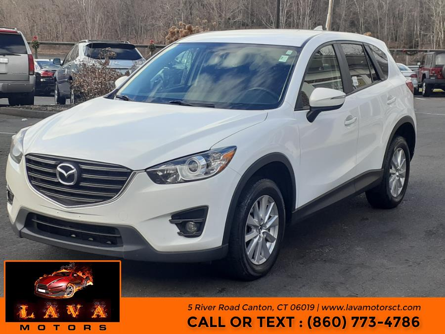 Used 2016 Mazda CX-5 in Canton, Connecticut | Lava Motors. Canton, Connecticut