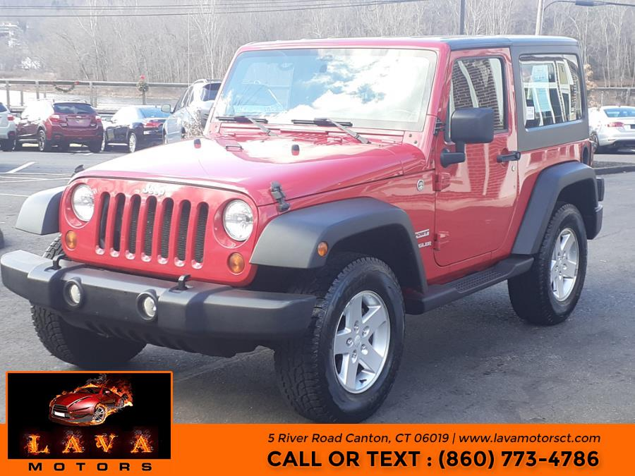 Used 2012 Jeep Wrangler in Canton, Connecticut | Lava Motors. Canton, Connecticut