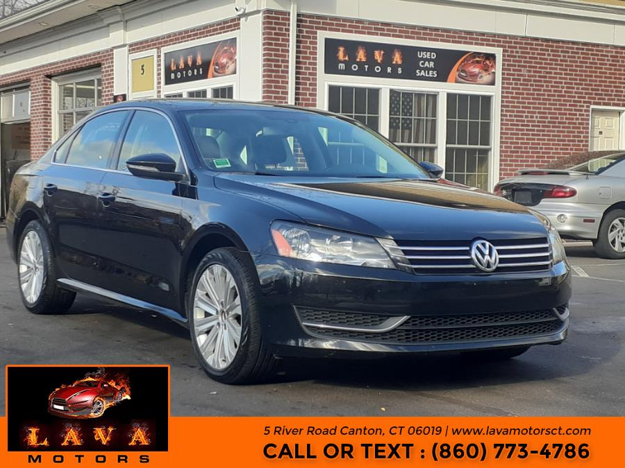Used 2012 Volkswagen Passat in Canton, Connecticut | Lava Motors. Canton, Connecticut