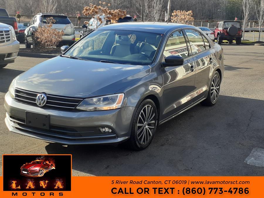 Used 2015 Volkswagen Jetta Sedan in Canton, Connecticut | Lava Motors. Canton, Connecticut