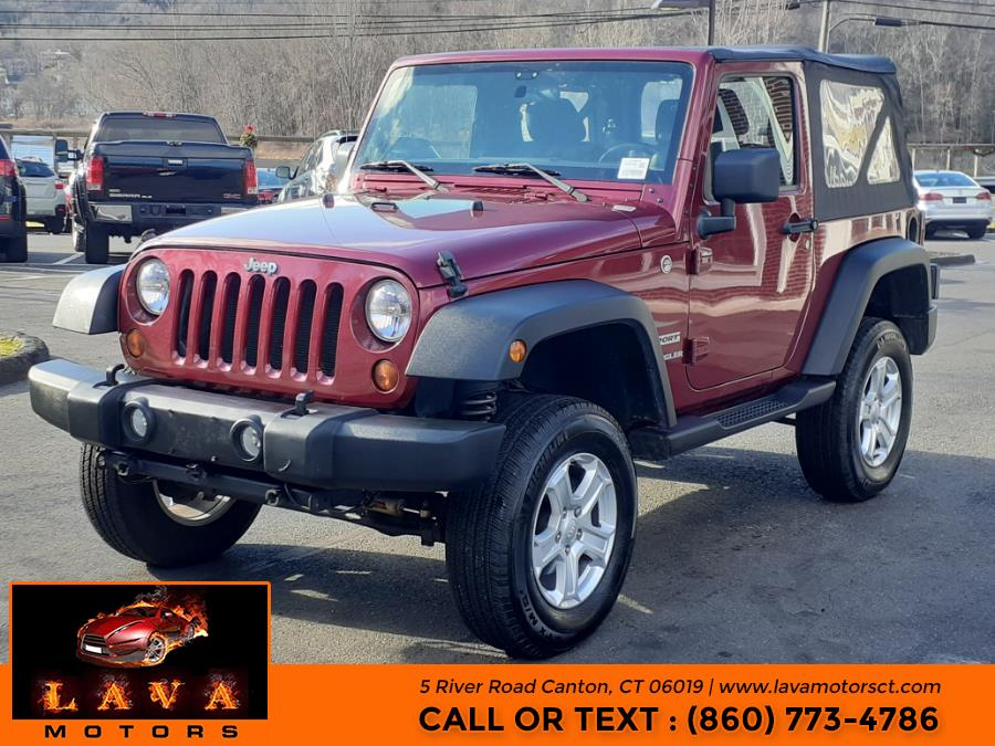 Used 2011 Jeep Wrangler in Canton, Connecticut | Lava Motors. Canton, Connecticut