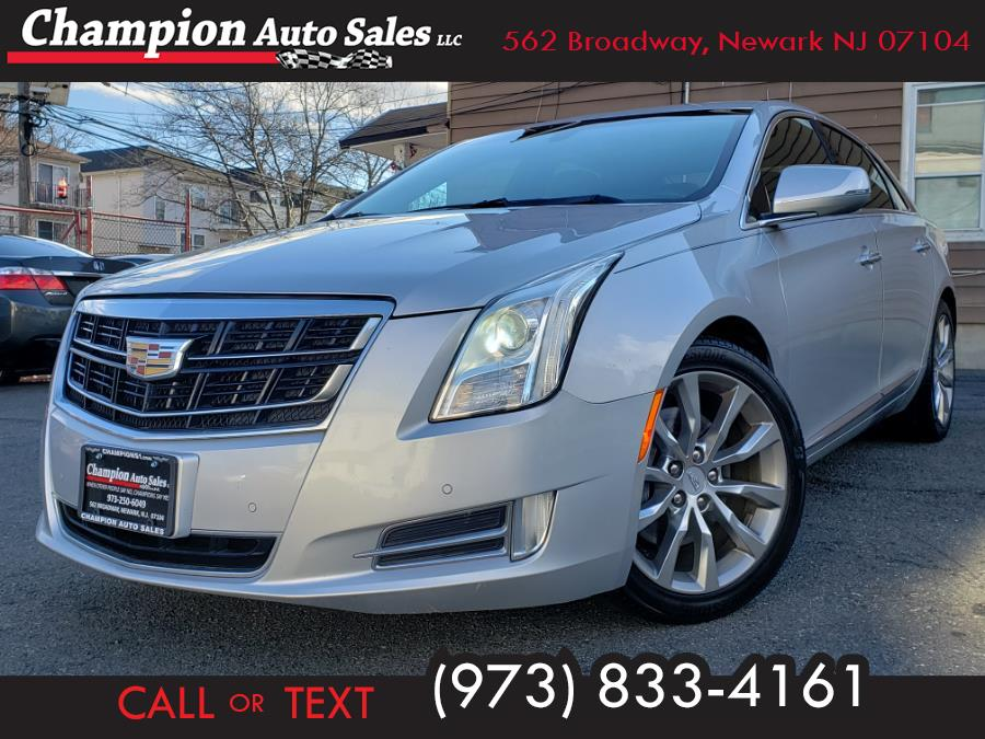 Used Cadillac XTS 4dr Sdn Luxury AWD 2017 | Champion Used Auto Sales 2. Newark , New Jersey