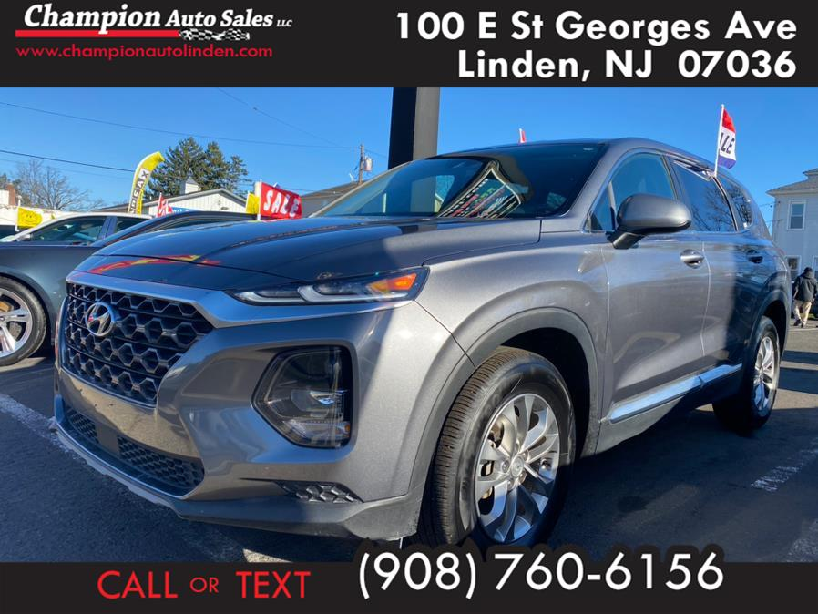 Used 2019 Hyundai Santa Fe in Linden, New Jersey | Champion Used Auto Sales. Linden, New Jersey