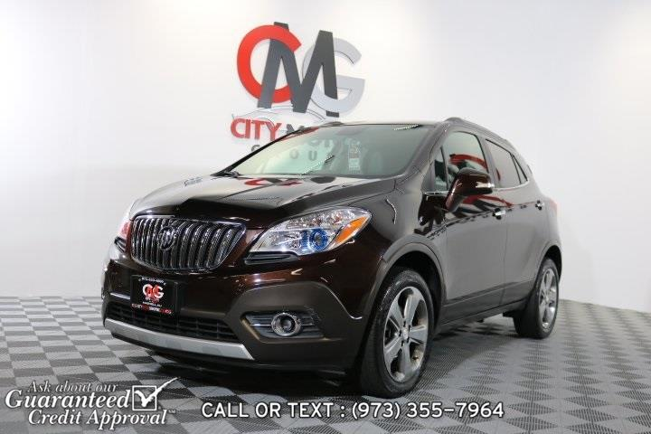 Used 2014 Buick Encore in Haskell, New Jersey | City Motor Group Inc.. Haskell, New Jersey