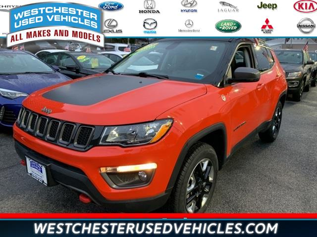 Used 2018 Jeep Compass in White Plains, New York | Westchester Used Vehicles. White Plains, New York