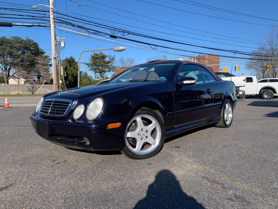 Used 2003 Mercedes-Benz CLK-Class in Plainview , New York | Ace Motor Sports Inc. Plainview , New York