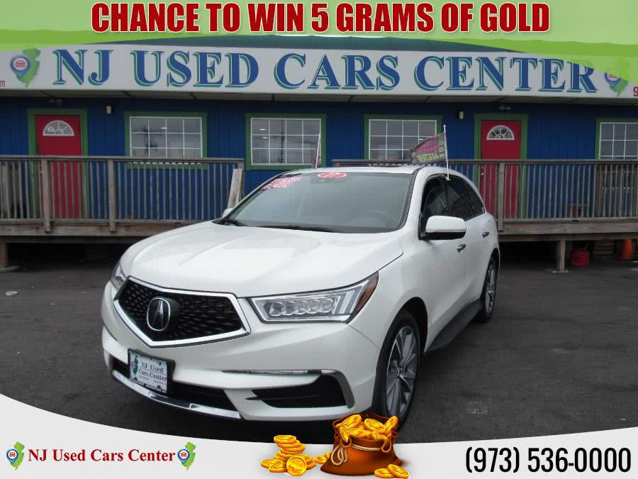 Used 2017 Acura MDX in Irvington, New Jersey | NJ Used Cars Center. Irvington, New Jersey
