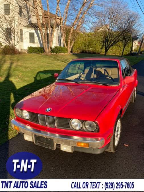 Used 1988 BMW 3 Series in Bronx, New York   TNT Auto Sales USA inc. Bronx, New York