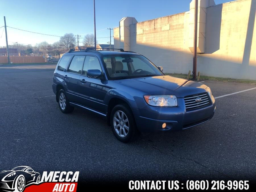 Used 2008 Subaru Forester (Natl) in Hartford, Connecticut | Mecca Auto LLC. Hartford, Connecticut