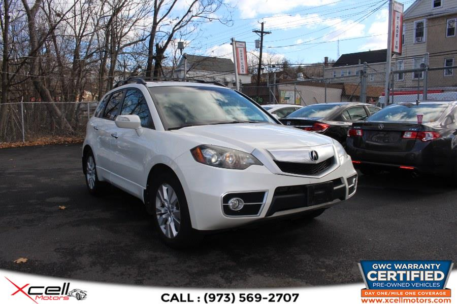 Used 2011 Acura RDX Tech Pkg in Paterson, New Jersey | Xcell Motors LLC. Paterson, New Jersey