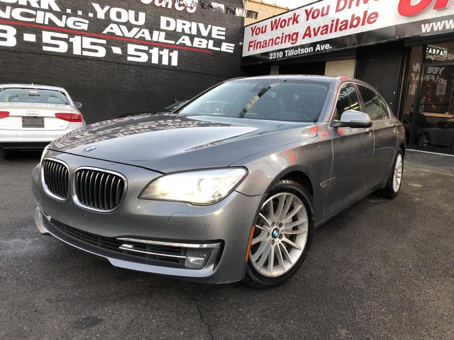 Used 2013 BMW 7 Series in Bronx, New York | Champion Auto Sales Of The Bronx. Bronx, New York