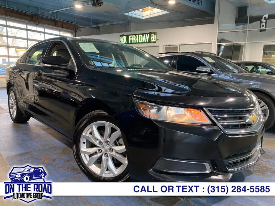 Used Chevrolet Impala 4dr Sdn LT w/1LT 2017 | On The Road Automotive Group Inc. Bronx, New York