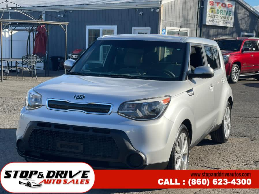 Used 2014 Kia Soul in East Windsor, Connecticut   Stop & Drive Auto Sales. East Windsor, Connecticut