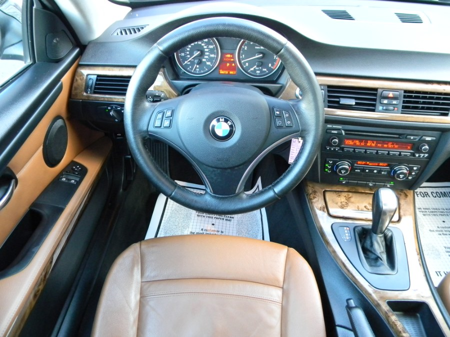 Used BMW 3 Series 2dr Cpe 335xi AWD 2008 | DZ Automall. Paterson, New Jersey