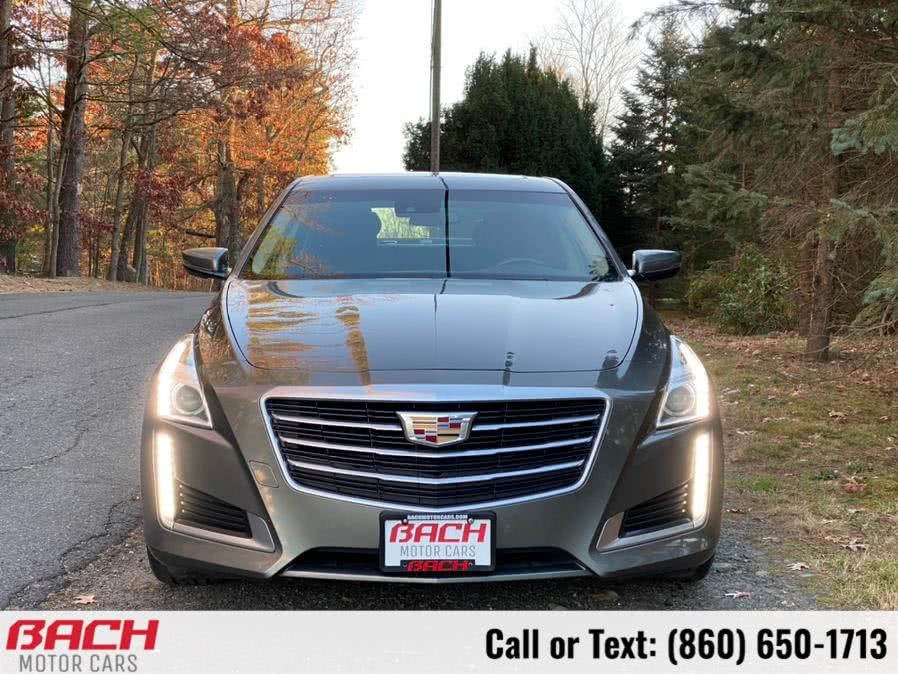 Used 2016 Cadillac CTS Sedan in Canton , Connecticut | Bach Motor Cars. Canton , Connecticut