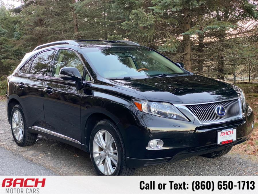 Used 2012 Lexus RX 450h in Canton , Connecticut | Bach Motor Cars. Canton , Connecticut