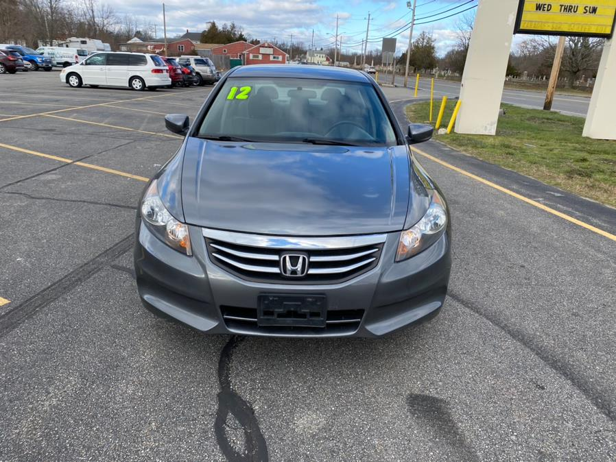 Used 2012 Honda Accord Sdn in Swansea, Massachusetts | Gas On The Run. Swansea, Massachusetts