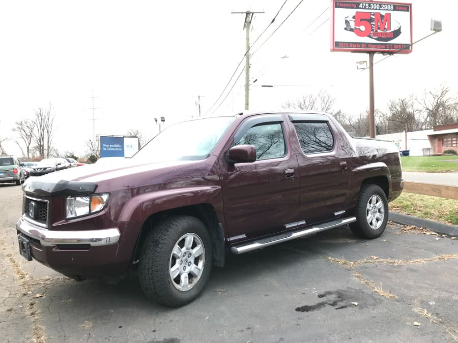 Used 2007 Honda Ridgeline in Hamden, Connecticut | 5M Motor Corp. Hamden, Connecticut