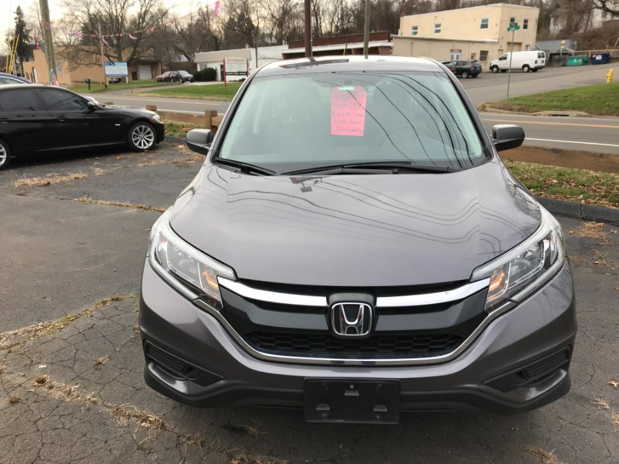 Used Honda CR-V AWD 5dr LX 2016 | 5M Motor Corp. Hamden, Connecticut