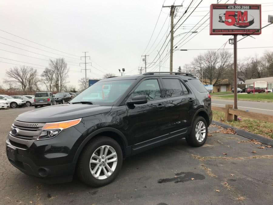 2015 Ford Explorer 4WD 4dr Base, available for sale in Hamden, CT
