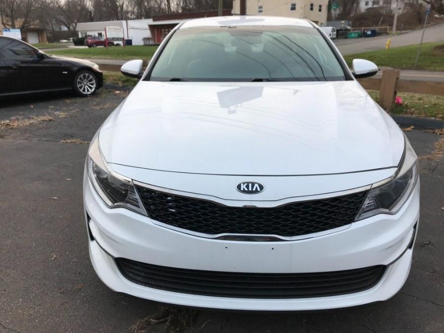 Used Kia Optima LX Auto 2018 | 5M Motor Corp. Hamden, Connecticut