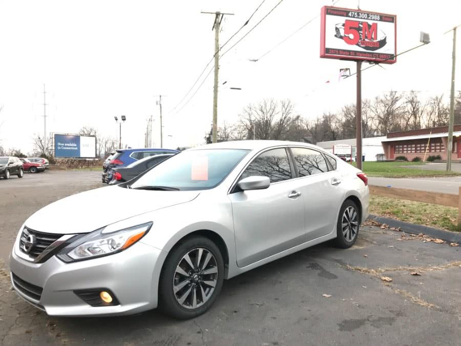 Used 2017 Nissan Altima in Hamden, Connecticut | 5M Motor Corp. Hamden, Connecticut