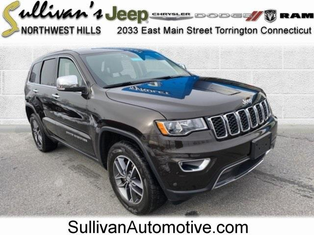 Used Jeep Grand Cherokee Limited 2017 | Sullivan Automotive Group. Avon, Connecticut