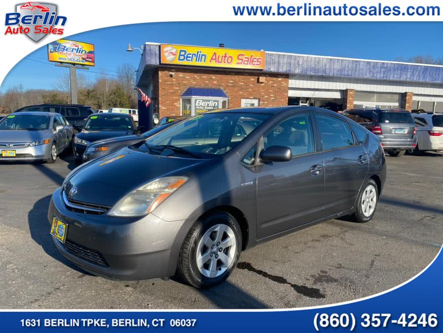 Used 2006 Toyota Prius in Berlin, Connecticut | Berlin Auto Sales LLC. Berlin, Connecticut