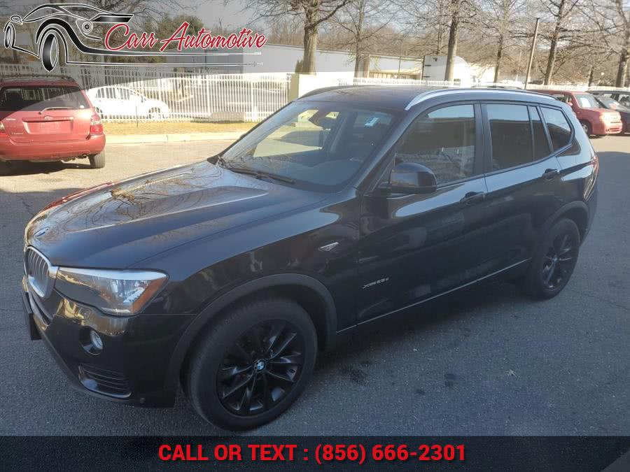 Used 2015 BMW X3 in Delran, New Jersey | Carr Automotive. Delran, New Jersey