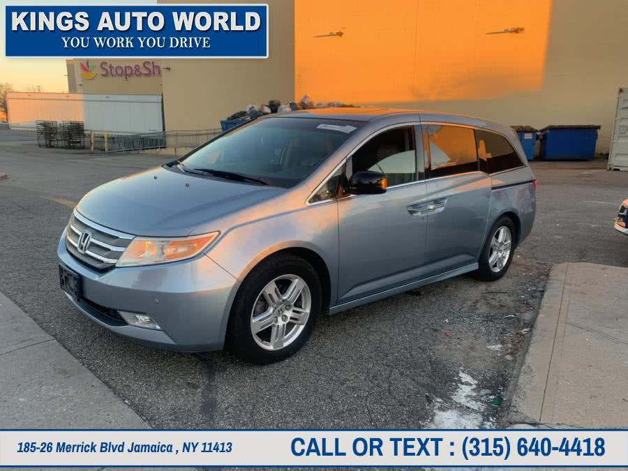 Used Honda Odyssey 5dr Touring 2011 | Kings Auto World. Jamaica , New York