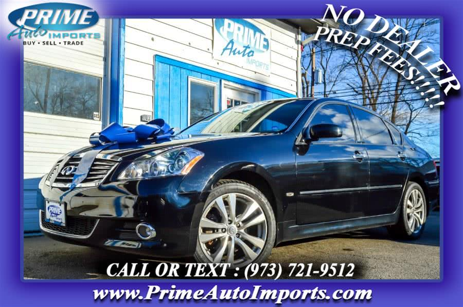 Used 2010 Infiniti M35 in Bloomingdale, New Jersey | Prime Auto Imports. Bloomingdale, New Jersey