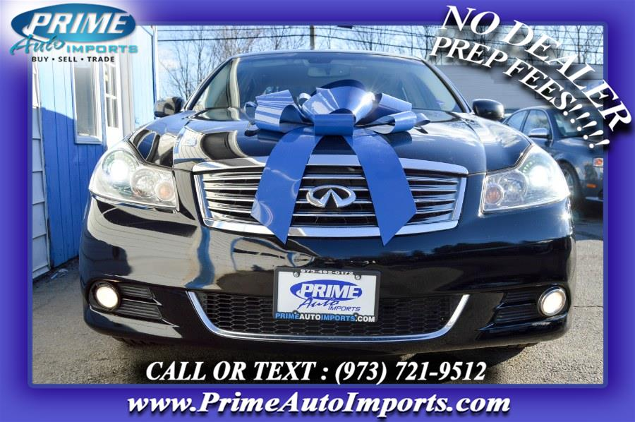 Used Infiniti M35 4dr Sdn AWD 2010 | Prime Auto Imports. Bloomingdale, New Jersey
