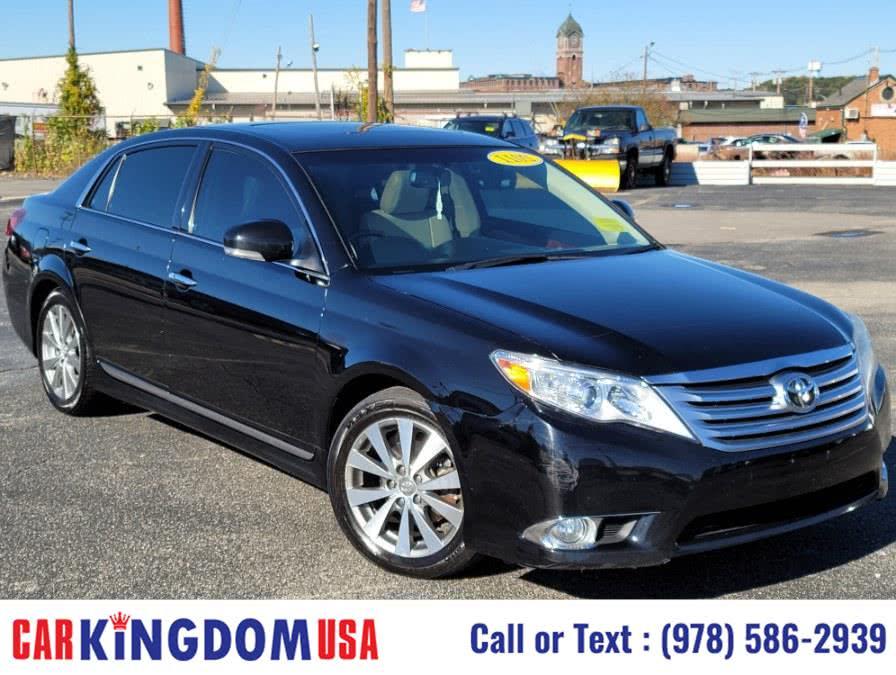 Used Toyota Avalon 4dr Sdn Limited (Natl) 2011 | Car Kingdom USA. Lawrence, Massachusetts