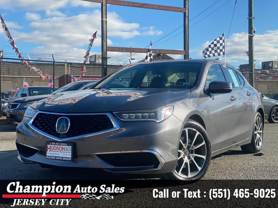 Used Acura TLX 3.5L FWD 2018 | Champion Auto Sales of JC. Jersey City, New Jersey