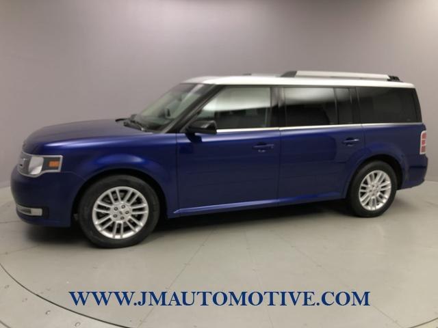 Used 2014 Ford Flex in Naugatuck, Connecticut | J&M Automotive Sls&Svc LLC. Naugatuck, Connecticut