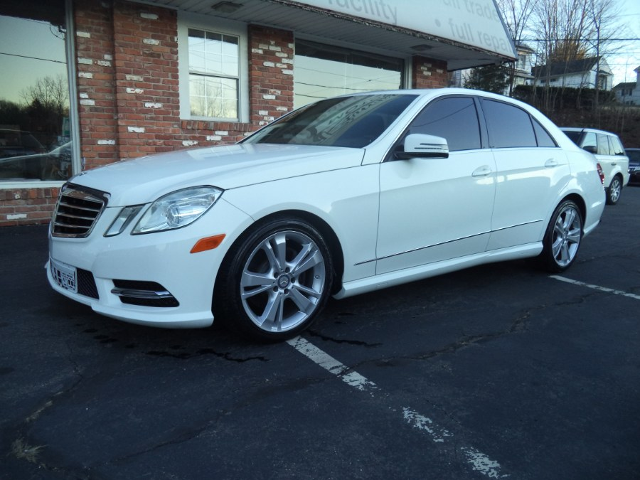 Used 2013 Mercedes-Benz E350 in Naugatuck, Connecticut | Riverside Motorcars, LLC. Naugatuck, Connecticut