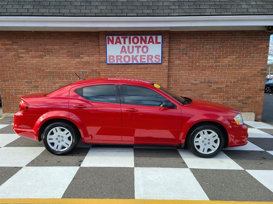 Used Dodge Avenger 4dr Sdn Express 2011 | National Auto Brokers, Inc.. Waterbury, Connecticut