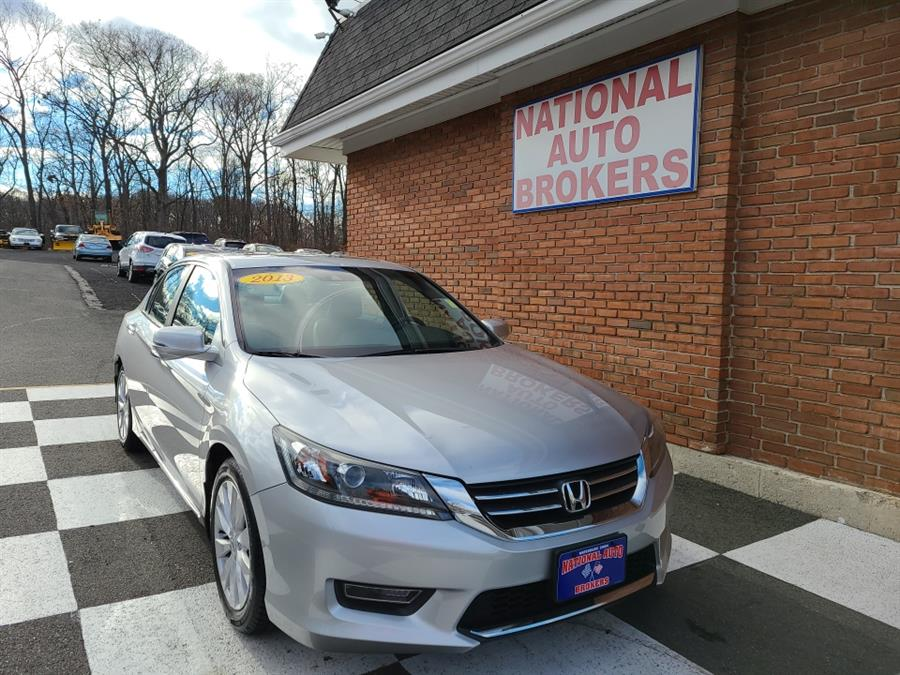 Used 2013 Honda Accord Sdn in Waterbury, Connecticut | National Auto Brokers, Inc.. Waterbury, Connecticut