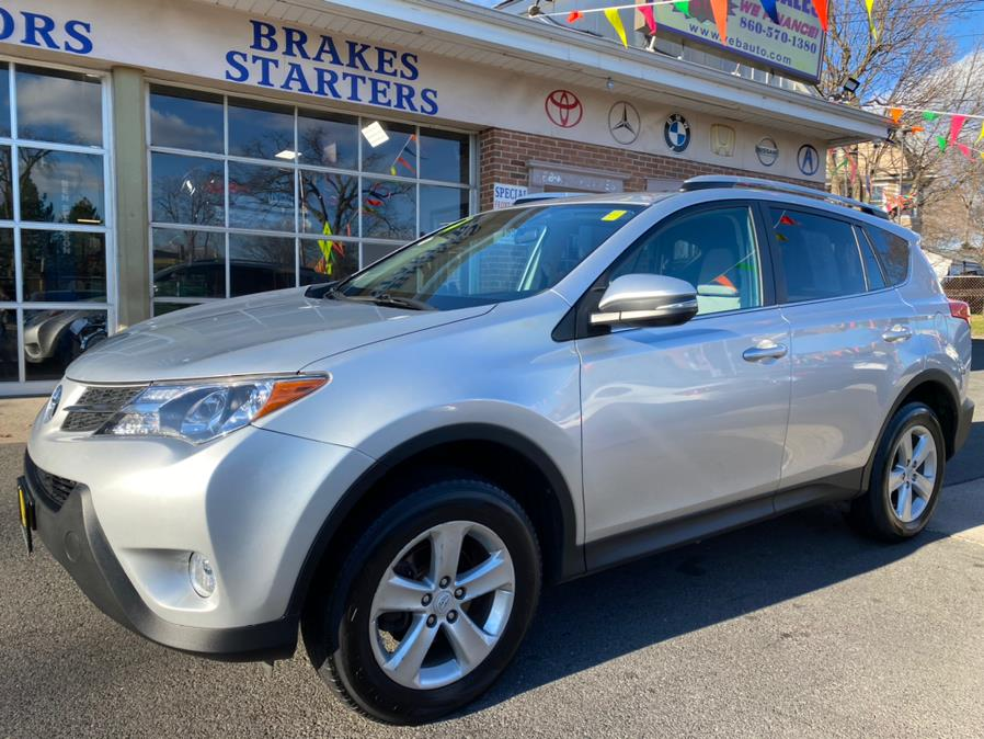 Used Toyota RAV4 AWD 4dr XLE (Natl) 2014 | VEB Auto Sales. Hartford, Connecticut