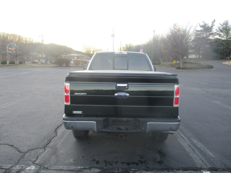 "Used Ford F-150 4WD SuperCrew 145"" XLT 2012 | Universal Motors LLC. New Britain, Connecticut"