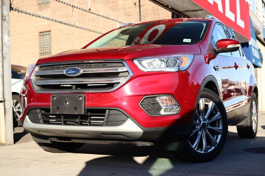 Used Ford Escape Titanium 4WD 2017   Hillside Auto Mall Inc.. Jamaica, New York