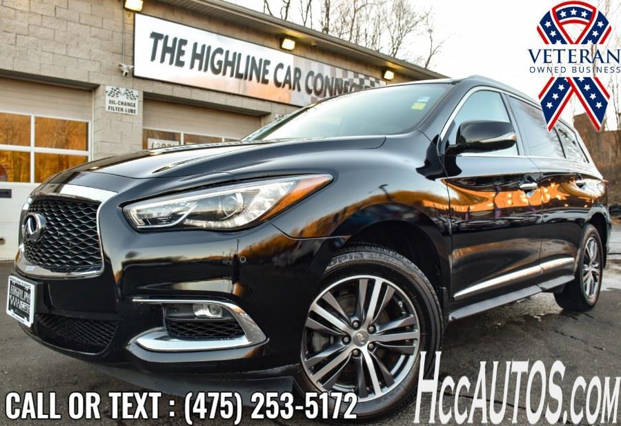Used 2017 INFINITI QX60 in Waterbury, Connecticut | Highline Car Connection. Waterbury, Connecticut