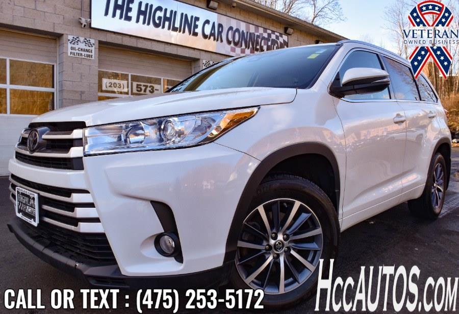 Used 2017 Toyota Highlander in Waterbury, Connecticut | Highline Car Connection. Waterbury, Connecticut