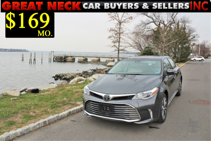 Used 2017 Toyota Avalon in Great Neck, New York