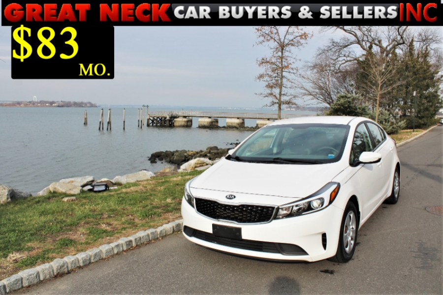 Used 2017 Kia Forte in Great Neck, New York