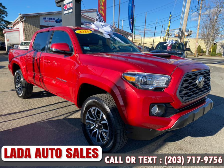 Used 2020 Toyota Tacoma 4WD in Bridgeport, Connecticut | Lada Auto Sales. Bridgeport, Connecticut