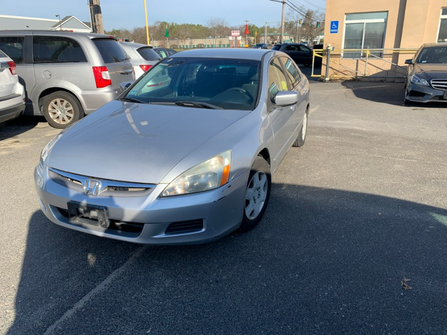Used Honda Accord Sdn LX AT 2006 | J & A Auto Center. Raynham, Massachusetts