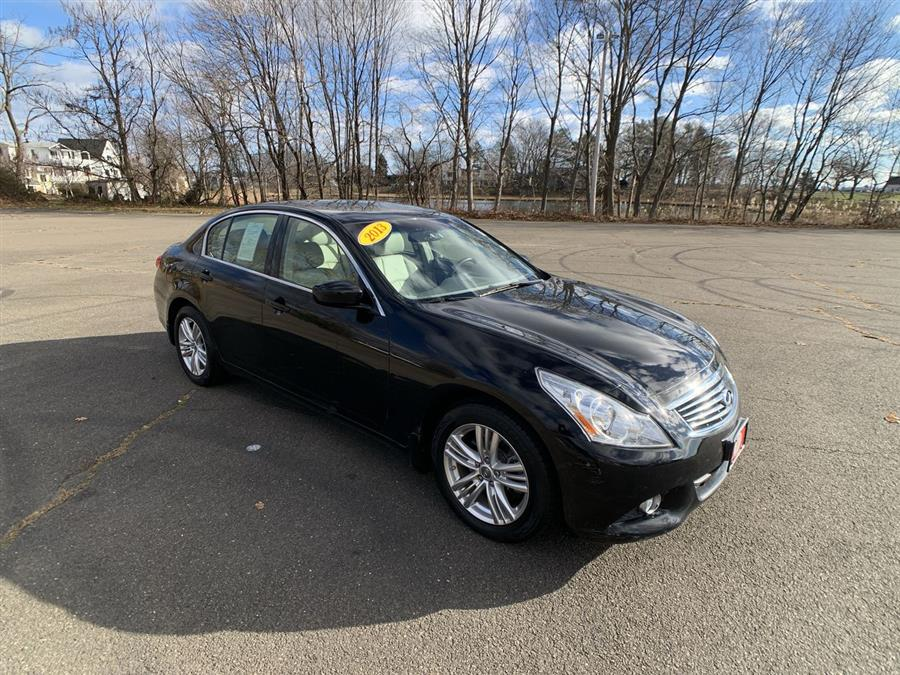 Used Infiniti G37 Sedan 4dr x AWD 2013 | Wiz Leasing Inc. Stratford, Connecticut