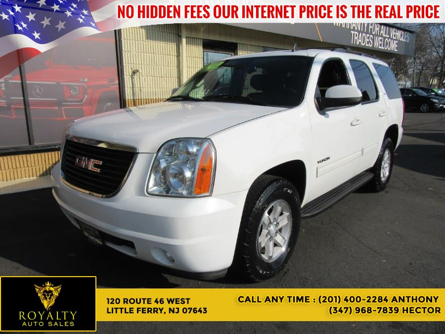 Used GMC Yukon 4WD 4dr 1500 SLT 2013 | Royalty Auto Sales. Little Ferry, New Jersey